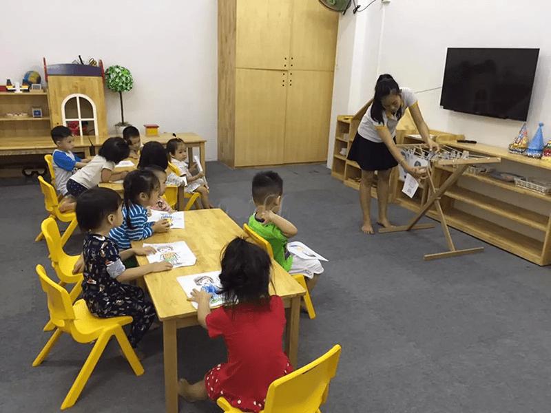 Trường mầm non Bara Golden School - Hoàn Kiếm, Hà Nội