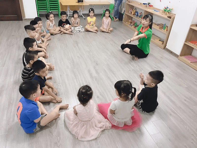 Trường mầm non Hạt Mầm Nhỏ - Hoàn Kiếm, Hà Nội