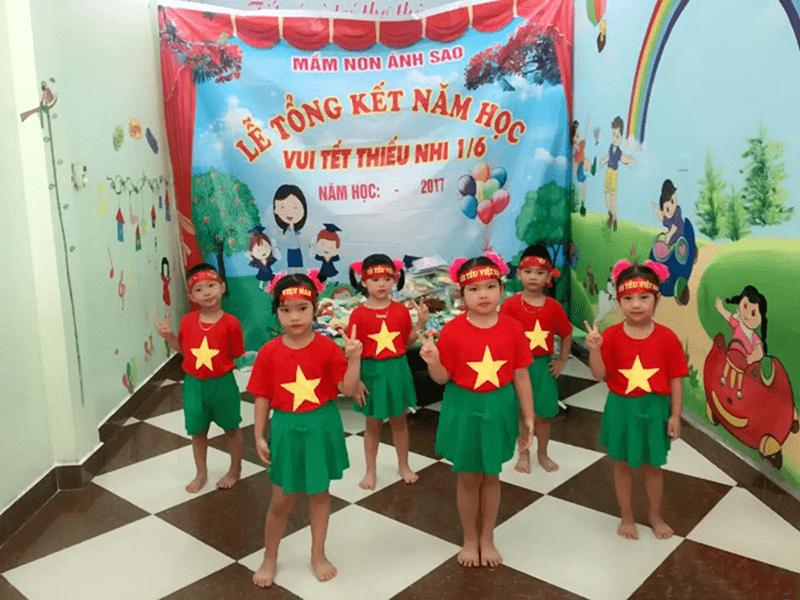 Trường mầm non Ánh sao - Hoàn Kiếm, Hà Nội