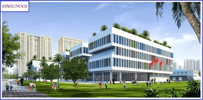 Trường tiểu học Vinschool - Hai Bà Trưng, Hà Nội