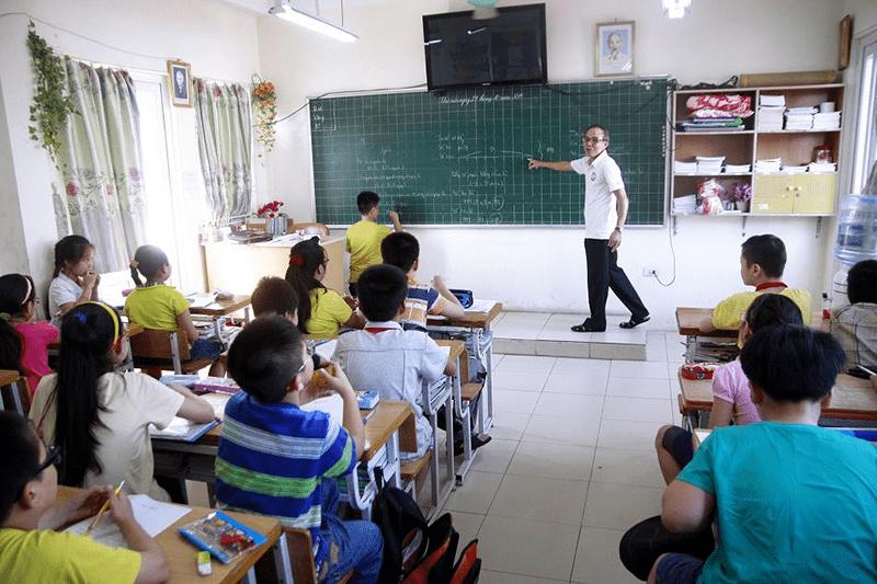 Trường tiểu học Tô Hiến Thành - Hai Bà Trưng, Hà Nội