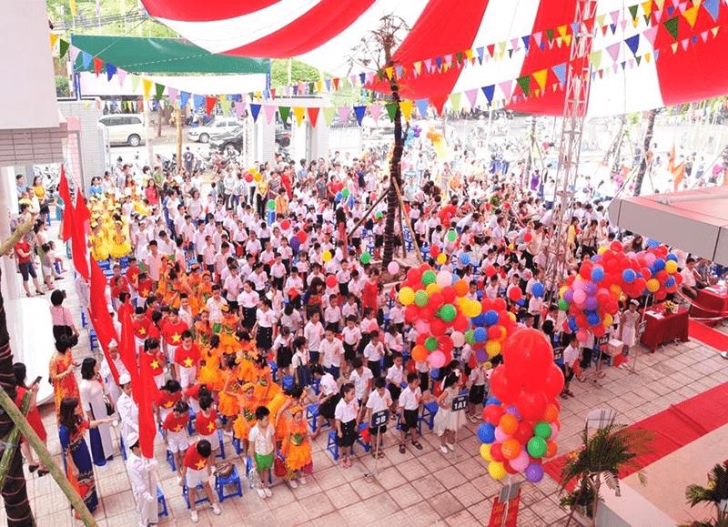 Trường tiểu học Bà Triệu - Hai Bà Trưng, Hà Nội