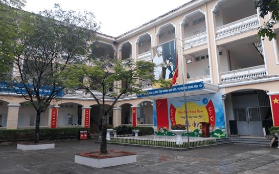 Trường tiểu học Khương Đình - Thanh Xuân, Hà Nội