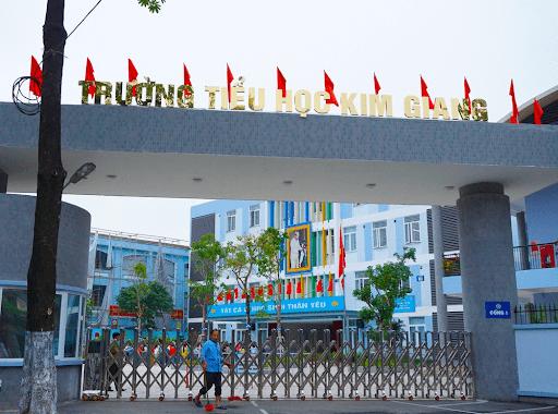 Trường tiểu học Kim Giang - Thanh Xuân, Hà Nội