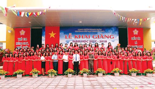 Trường tiểu học Nguyễn Trãi - Thanh Xuân, Hà Nội