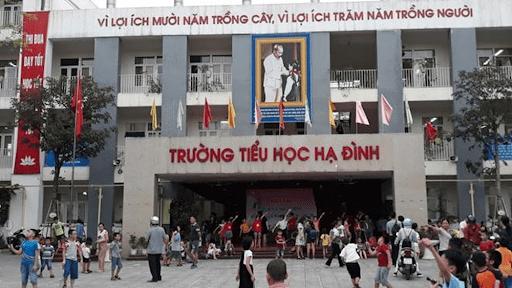 Trường tiểu học Hạ Đình - Thanh Xuân, Hà Nội