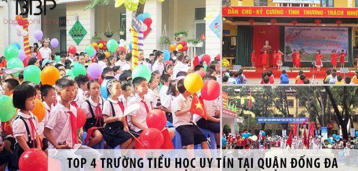 Top 4 trường tiểu học uy tín tại quận Đống Đa - Hà Nội