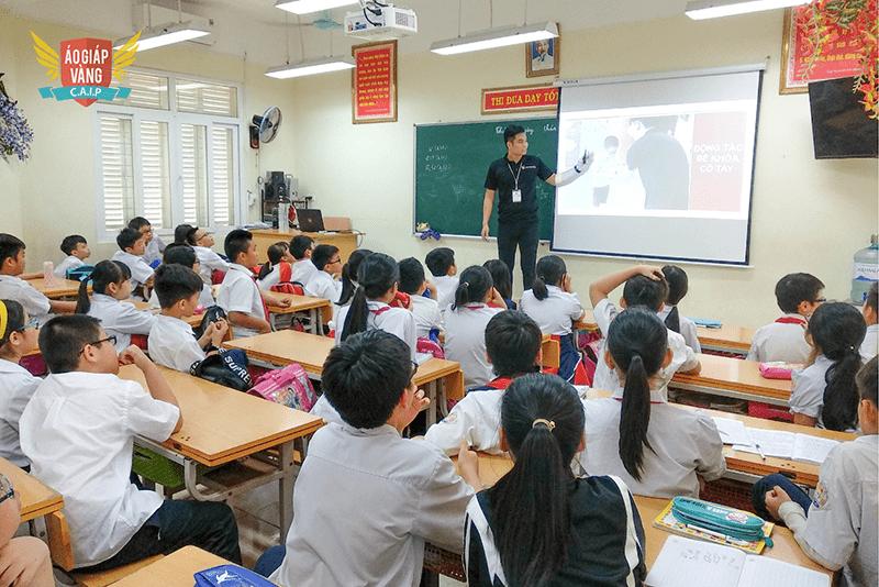 Trường tiểu học Bế Văn Đàn - Đống Đa, Hà Nội