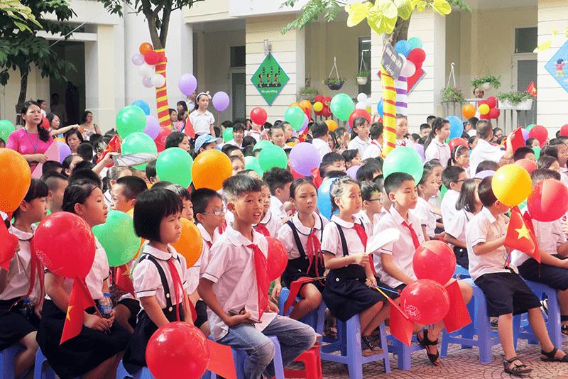 Trường tiểu học Phương Liên - Đống Đa, Hà Nội