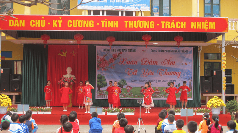 Trường tiểu học Nam Thành Công - Đống Đa, Hà Nội