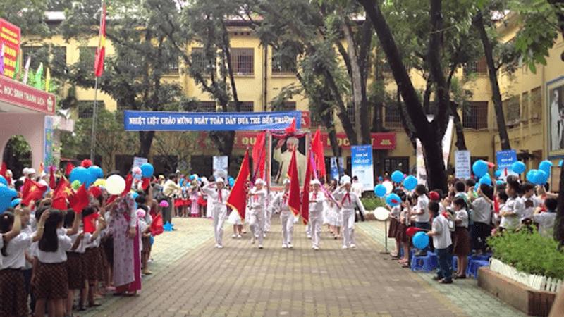 Trường tiểu học Kim Liên - Đống Đa, Hà Nội