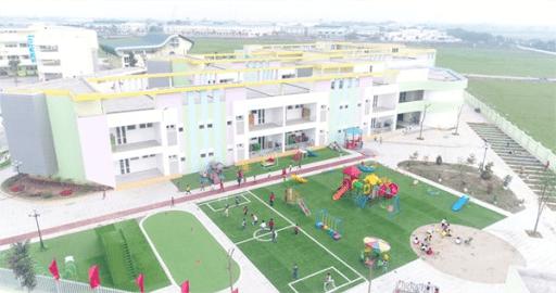 Trường mầm non Bình Minh - Gia Lâm, Hà Nội