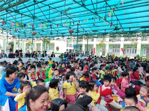 Trường mầm non Lệ Chi - Gia Lâm, Hà Nội