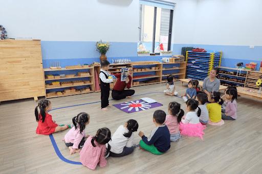 Trường mầm non Quốc Tế Apple Tree - Gia Lâm, Hà Nội