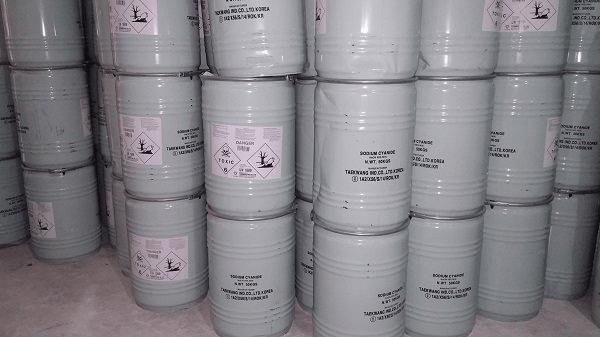 Natri Xyanua được sản xuất rất nhiều để phục vụ công nghiệp