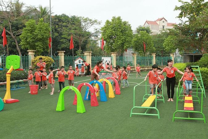 Trường mầm non Tân Lập - Đan Phượng, Hà Nội