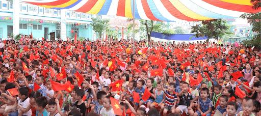 Trường mầm non Tân Hội - Đan Phượng, Hà Nội