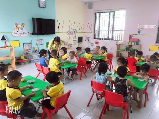 Trường mầm non Họa Mi - Mê Linh, Hà Nội