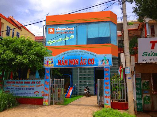 Trường mầm non Âu Cơ - Mê Linh, Hà Nội