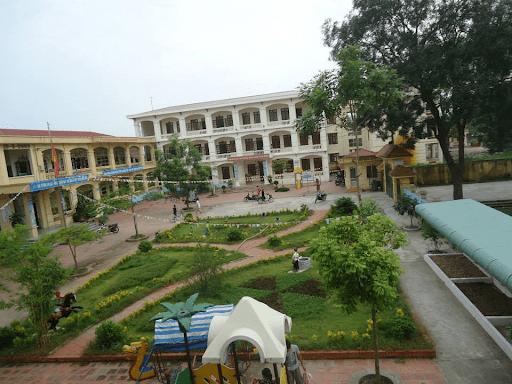 Trường mầm non Phùng xá