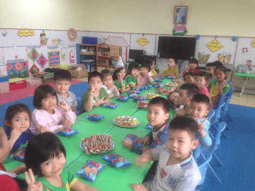 Trường mầm non Phúc Tiến - Hà Nội