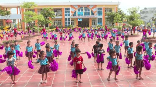 Trường mầm non Phú Yên