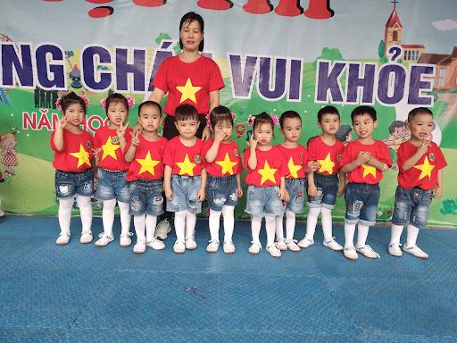 Trường mầm non Châu Can - Phú Xuyên, Hà Nội