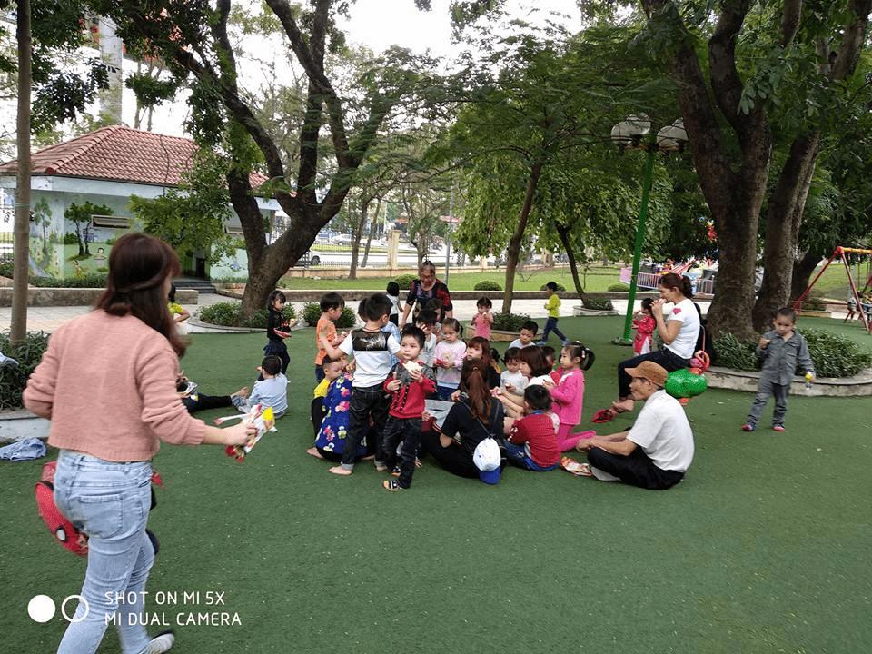 Trường mầm non Bình Minh - Phúc Thọ, Hà Nội