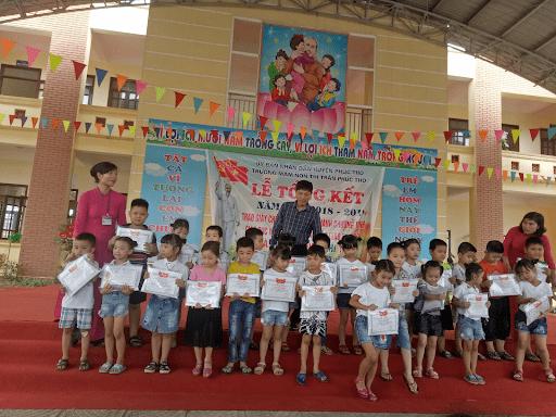 Trường mầm non Hoa Mai - Phúc Thọ, Hà Nội