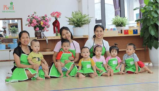 Trường mầm non Nhà Đậu - Sóc Sơn, Hà Nội