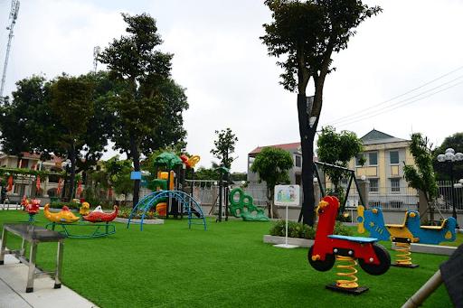 Trường mầm non Sơn Ca - Sóc Sơn, Hà Nội