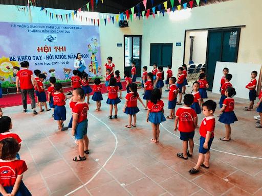 Trường mầm non Capitole - Sóc Sơn, Hà Nội