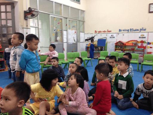 Trường mầm non xã Tam Hưng - Thanh Oai, Hà Nội