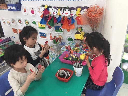 Trường mầm non Cự Khê - Thanh Oai, Hà Nội