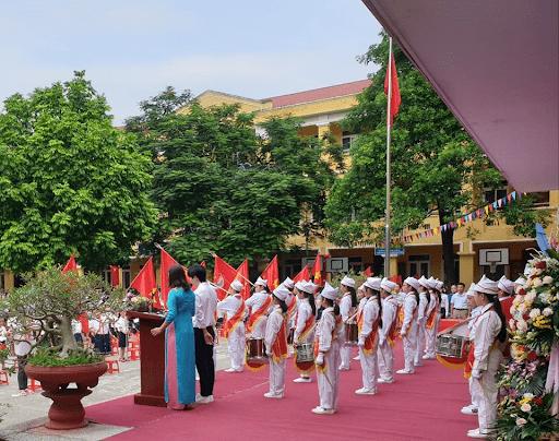 Trường tiểu học B thị trấn Văn Điển - Thanh Trì, Hà Nội