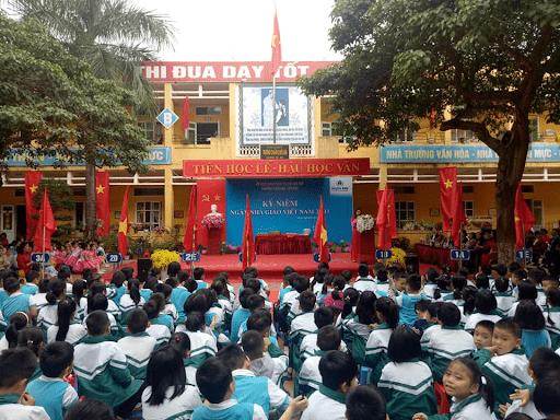 Trường tiểu học Sơn Lộc - Sơn Tây, Hà Nội