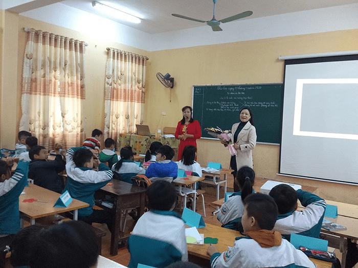 Các trường tiểu học tốt nhất tại huyện Ứng Hòa 1