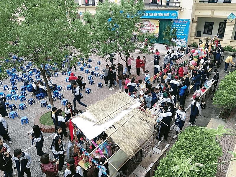 Hội Xuân 2020 của nhà trường