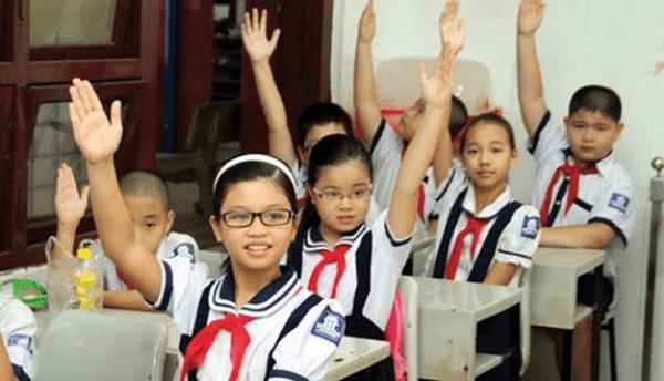 Trường tiểu học Chi Đông - thị trấn Chi Đông