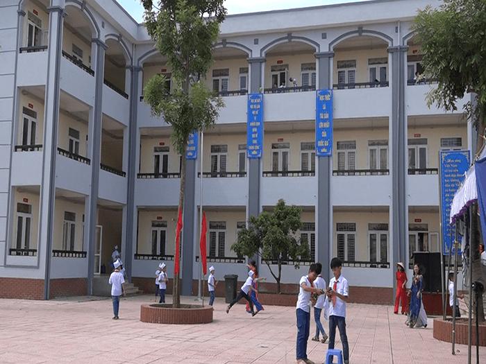 Trường tiểu học Hương Sơn A - xã Hương Sơn