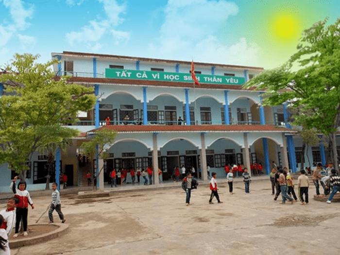 Trường tiểu học Hương Sơn B - xã Hương Sơn