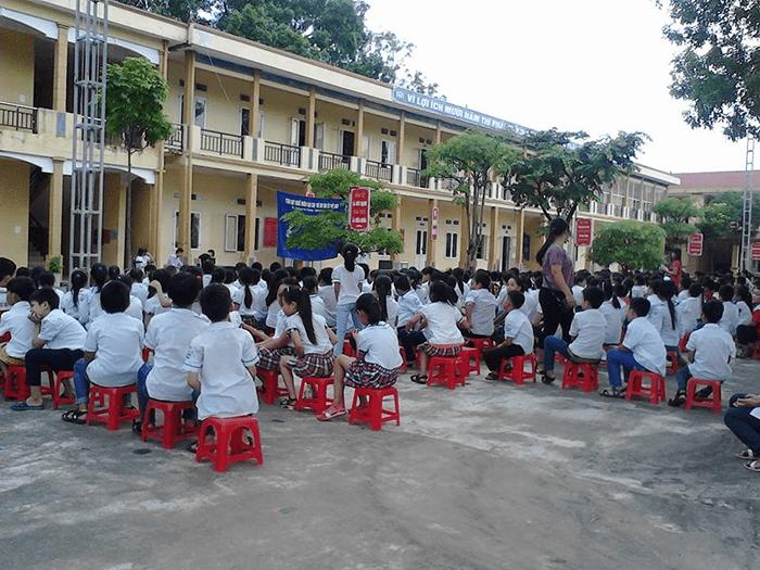 Trường tiểu học Đại Thắng - xã Đại Thắng