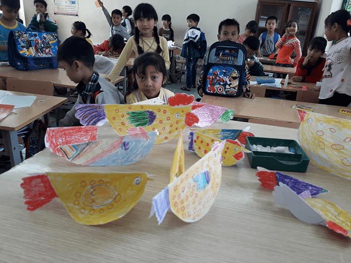 Trường tiểu học Phú Yên - xã Phú Yên