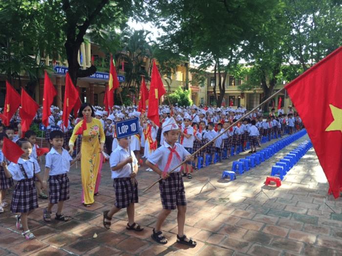 Trường tiểu học Sen Chiểu - xã Sen Chiểu