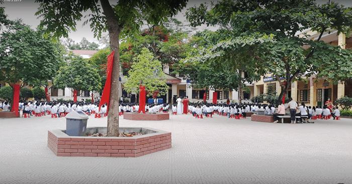Trường tiểu học Tân Xã - xã Tân Xã