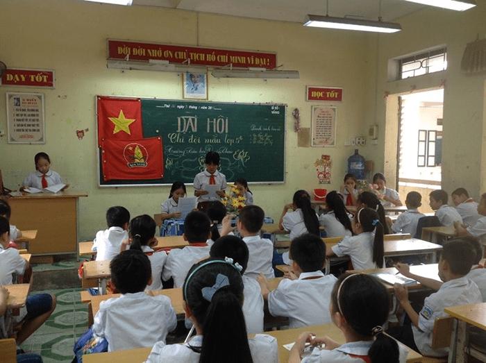 Trường tiểu học Duyên Thái - xã Duyên Thái