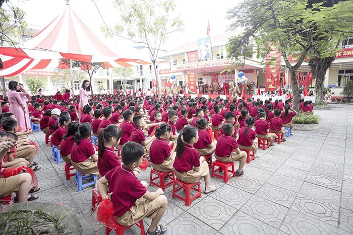 Trường tiểu học Tô Hiệu - xã Tô Hiệu