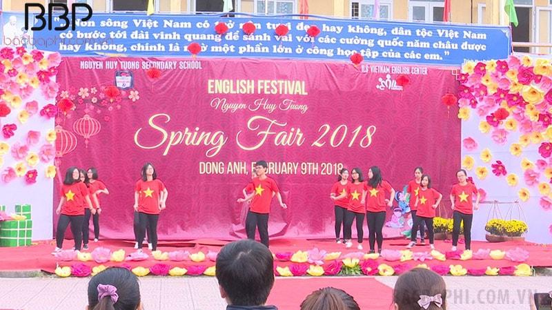 Hội chợ Xuân 2018