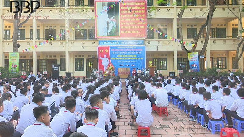 Trường THCS Uy Nỗ - huyện Đông Anh