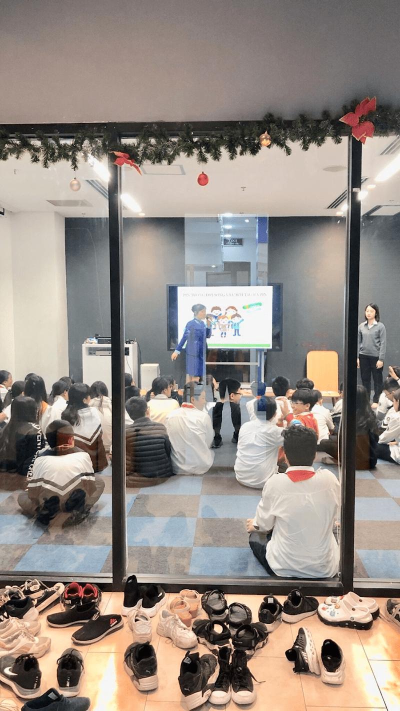 Chuyến tham quan học tập tại trung tâm Panasonic Risupia Việt Nam